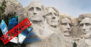 South Dakota Mount Rushmore Rejecting Sports Betting