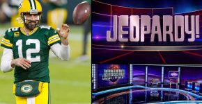 Aaron Rodgers Jeopardy Background