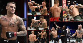 Poirier Vs McGregor Potential UFC Trilogy Fight