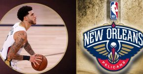 Lonzo Ball Pelicans Background