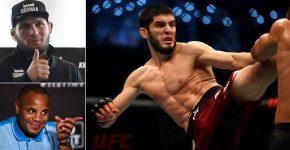 Khabib And Cormier Praise Makhachev UFC