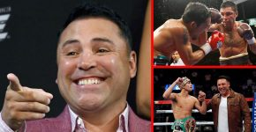 Oscar De La Hoya Coming Out Of Retirement