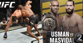 Usman Vs Masvidal UFC Part 2
