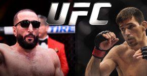 Belal Muhammad Vs Demian Maia UFC