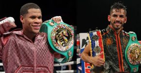 Devin Haney Vs Jorge Linares Boxing
