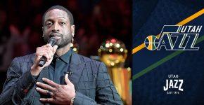 Dwayne Wade Utah Jazz Background