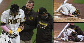 Fernando Tatis Jr Padres Injury