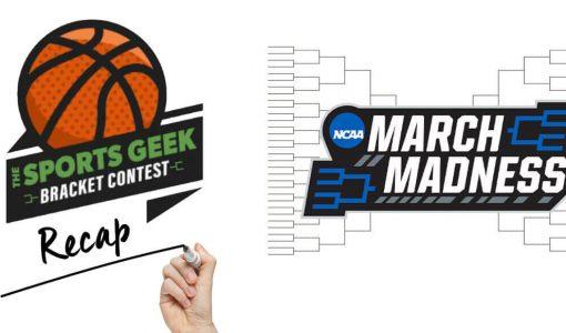 TSG March Madness Bracket Contest Recap