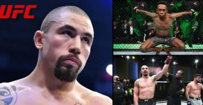 Whittaker Defeats Gastelum Wants Adesanya Fight Next