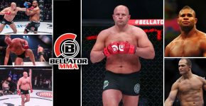 Fedor Return To Bellator With Overeem And Dos Santos