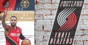Damian Lillard Blazers Background Save House
