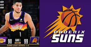 Devin Booker Lakers Vs Suns