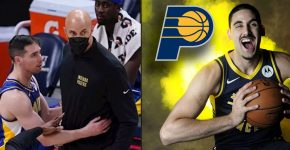 Greg Foster Suspended And Goga Bitadze Fined