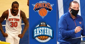 New York Knicks Eastern Conference
