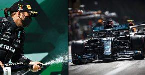Lewis Hamilton Portuguese Grand Prix