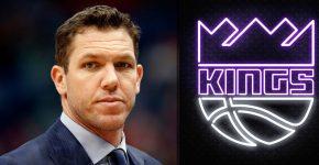 Luke Walton Head Coach Kings