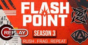 NIP Vs Anonymo Flashpoint Replay