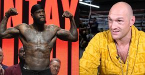 Wilder And Fury Must Fight