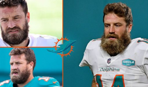 Fitzpatrick Making Unhappy Faces