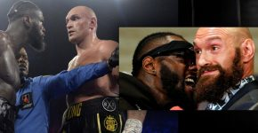 Wilder And Fury Boxing Agreement