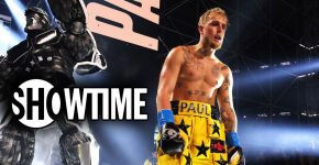 Jake Paul Showtime