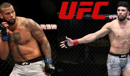 Thiago Santos Vs Johny Walker UFC