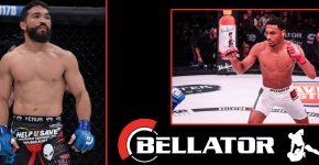 Patricio Pitbull Vs AJ McKee Bellator