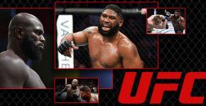 Curtis Blaydes Vs Jairzinho Rozenstruik UFC
