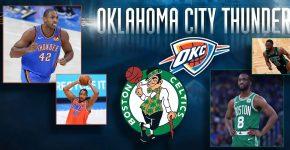 Celtics Trading Kemba Walker OKC With Al Horford