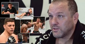 Cesar Gracie And Nck Diaz With UFC Or Boxing Return