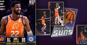 Suns Vs Clippers Lead Series 3 1