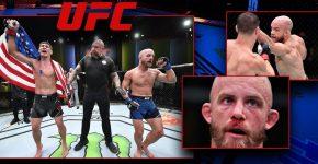 Justin Jaynes Loses Bet On Himself In UFC