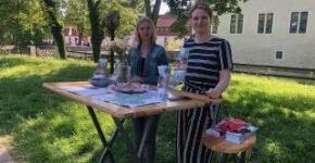 Asosiasi Turis Sieben eV juga hadir.