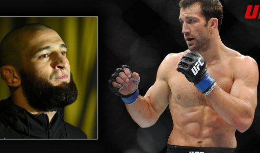 Khamzat Chimaev Turns Down Luke Rockhold