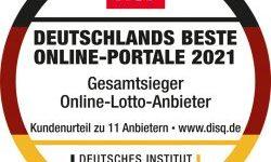 LOTTO.de lagi penyedia lotere online terbaik