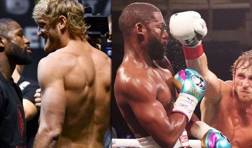 Floyd Mayweather Vs Logan Paul Fight