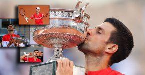 Novak Djokovic Eyeing Golden Slam