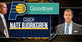 Pacers Fire Nate Bjorkgren With Terry Stotts