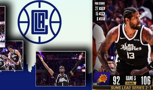 Clippers Vs Suns 2 1 Series