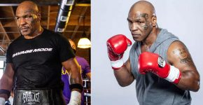 Mike Tyson Back In Training