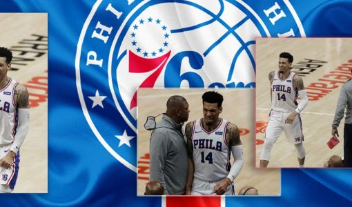 Danny Green Calf Injury And Out 76ers