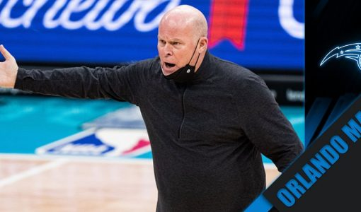 Steve Clifford With Orlando Magic Background