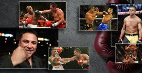 Oscar De La Hoya Vs Vitor Belfort Boxing