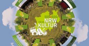 Semua yang tertarik dengan seni dan budaya dapat menjelajahi situs festival secara virtual dalam tur 3D di situs web baru www.nrw- Künstlervielfalt.de.