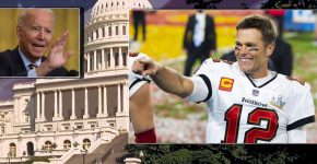 Tom Brady White House President Joe Biden