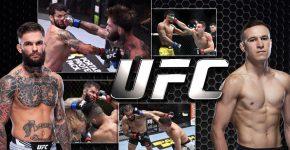 Cody Garbrandt Vs Kai Kara France UFC