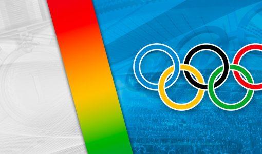 Custom Olympics Background